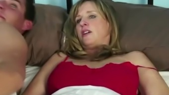 Jodi West gets a raging pecker