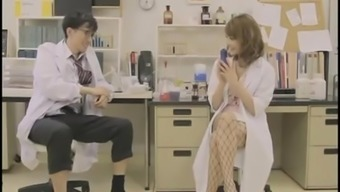 Hitomi You Want To Conceived To Ensure The Son
