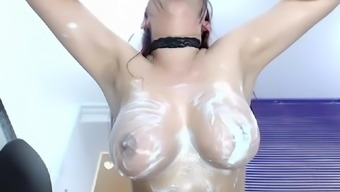 Candytreo Ohmibod Squirt Toy and BJ