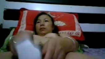 Chinese girl on webcam 023