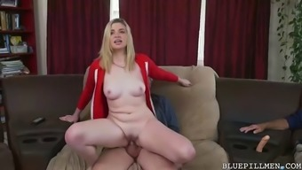 oklahoma girl stacie earns money for college fucking two kinky old farts