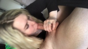 Nebraska amateur wife cheats blowjob stranger