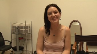 First DAP when Sarah bangs six
