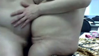 Homemade video with me and my mature wife making love