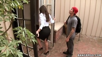Banging Good Boarding School
