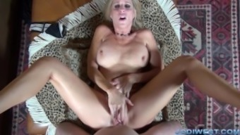 Sex with Stepmom with Jodi West
