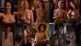Game of Thrones - boobs on loop
