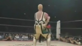 Extreme Wrestling Piledrivers Collection (Japan Woman Edition)--Part 3