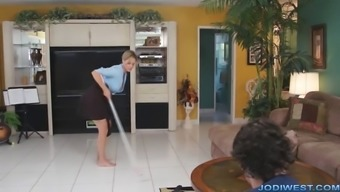 jodi west - your mom is hot