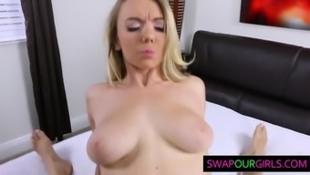 swapped daughter gets banged