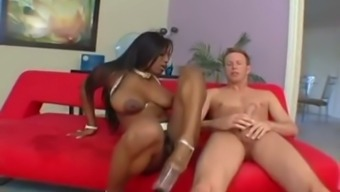 hot threesome with jada fire