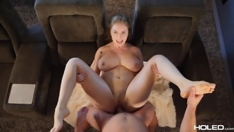 Wonderful doggy and missionary fuck with alluring Lena Paul