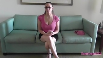 Melanie Hicks - Job Interview Creampie