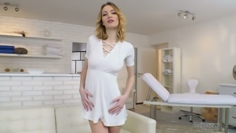 Exciting pussy compilation video starring Eveline Dellai and others