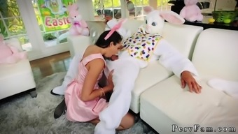 Amateur family taboo xxx Uncle Fuck Bunny