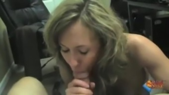 Sex MILF Brandi Love Office POV