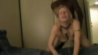Busty wife gets screwed hard by black mamba on wifesharing666com
