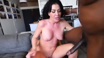 Gorgeous chick enjoys riding dicks