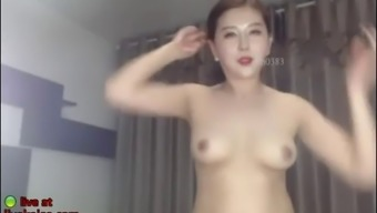 Korean camgirl wet pussy show