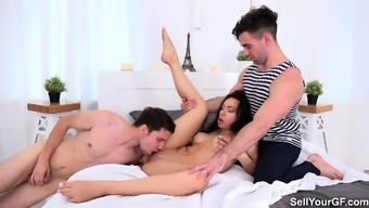Sell Your GF - Regina Sparks - Fucking for a boobjob