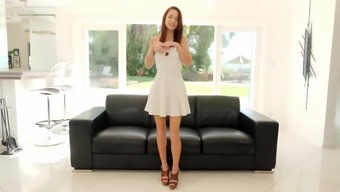 Paisley Rae's first scene