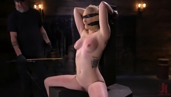 spanking and others fetishes are very welcome for Lily Labeau