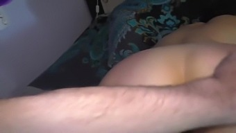 Stepmom and son from ass to mouth. Mom and stepson anal