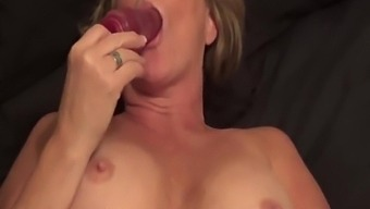 Little Linda plays with herself part 3