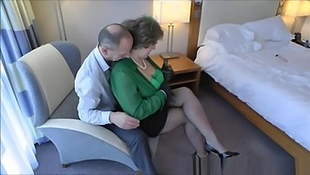 Stockingbabe 039 He Came To Watch Hq